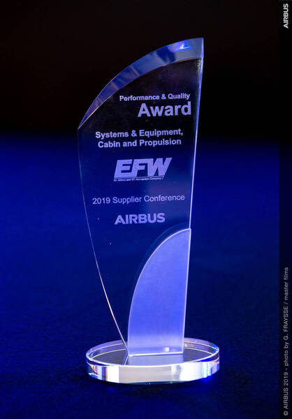 EFW - Performance & Quality Award 2019